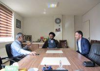 جلسه هماهنگی برگزاری گلریزان ماه مبارک رمضان با مشارکت شورای سیاست گذاری ائمه جمعه