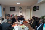 دوازدهمین جلسه هیئت امنای ستاد دیه برگزار شد