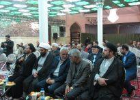 برگزاری جشن گلریزان در آستان مقدس امامزاده عبدالله همدان